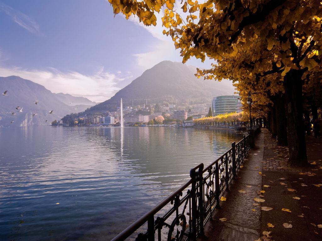 Autumn Flavours in Lugano - City Tour