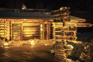 Sauna Winter Days - 1