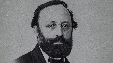 Menu litteraire: Gottfried Keller - der Schmied seines Glückes