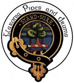 Stand Sure / Glaronia Pipes and Drums