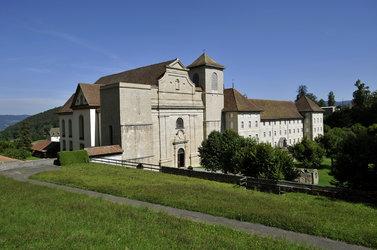 Abbatiale de Bellelay (Jura bernois Tourisme)