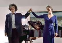 Margriet Buchberger, Sopran & Urs Koenig, Klavier