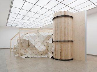 Skulptur - Fokuspreis Kunsthaus Glarus 2016