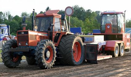 Tractor Pulling Dürnten