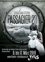 Sebastian Fitzeks Passagier 23