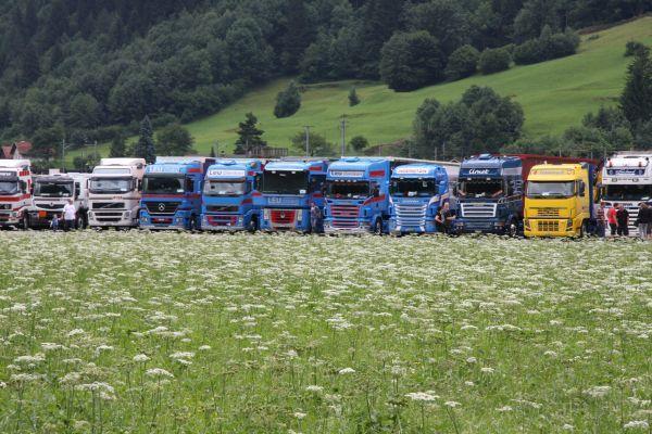 Raduno Truck Team Gottardo