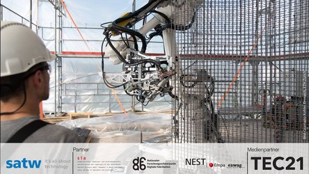 TecToday: Digitale Transformation – Zukunft des Bauens?