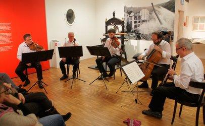 Accento musicale im Museum Fram Einsiedeln