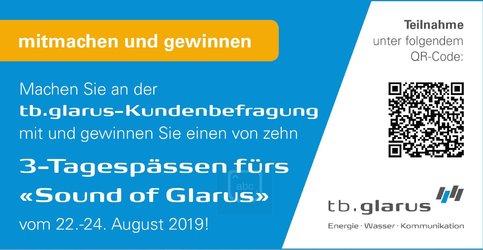 tb.glarus lancieren breit angelegte Online-Kundenbefragung