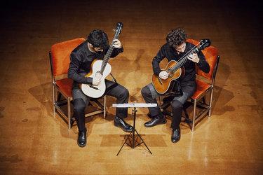 Zwei Gitarren in Wien