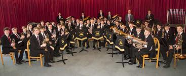 Fanfares PGS Senior Brass et PGS Junior Brass GB