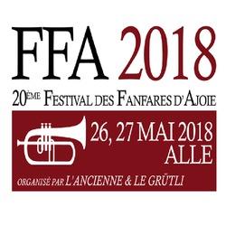 Festival des Fanfares d'Ajoie 2018 - 1