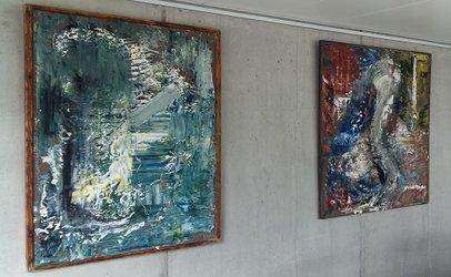 Exposition Yanick Iseli  - 1