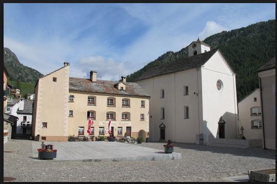 Simpilär Dorfgeschichte