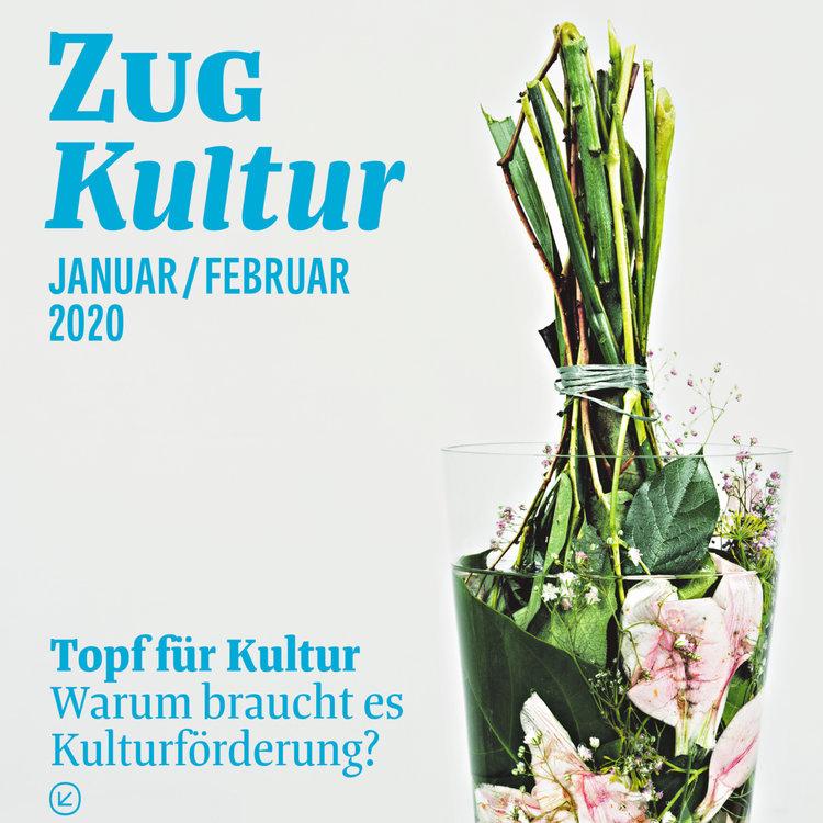 Topf für Kultur: Das Cover der neuen Ausgabe.