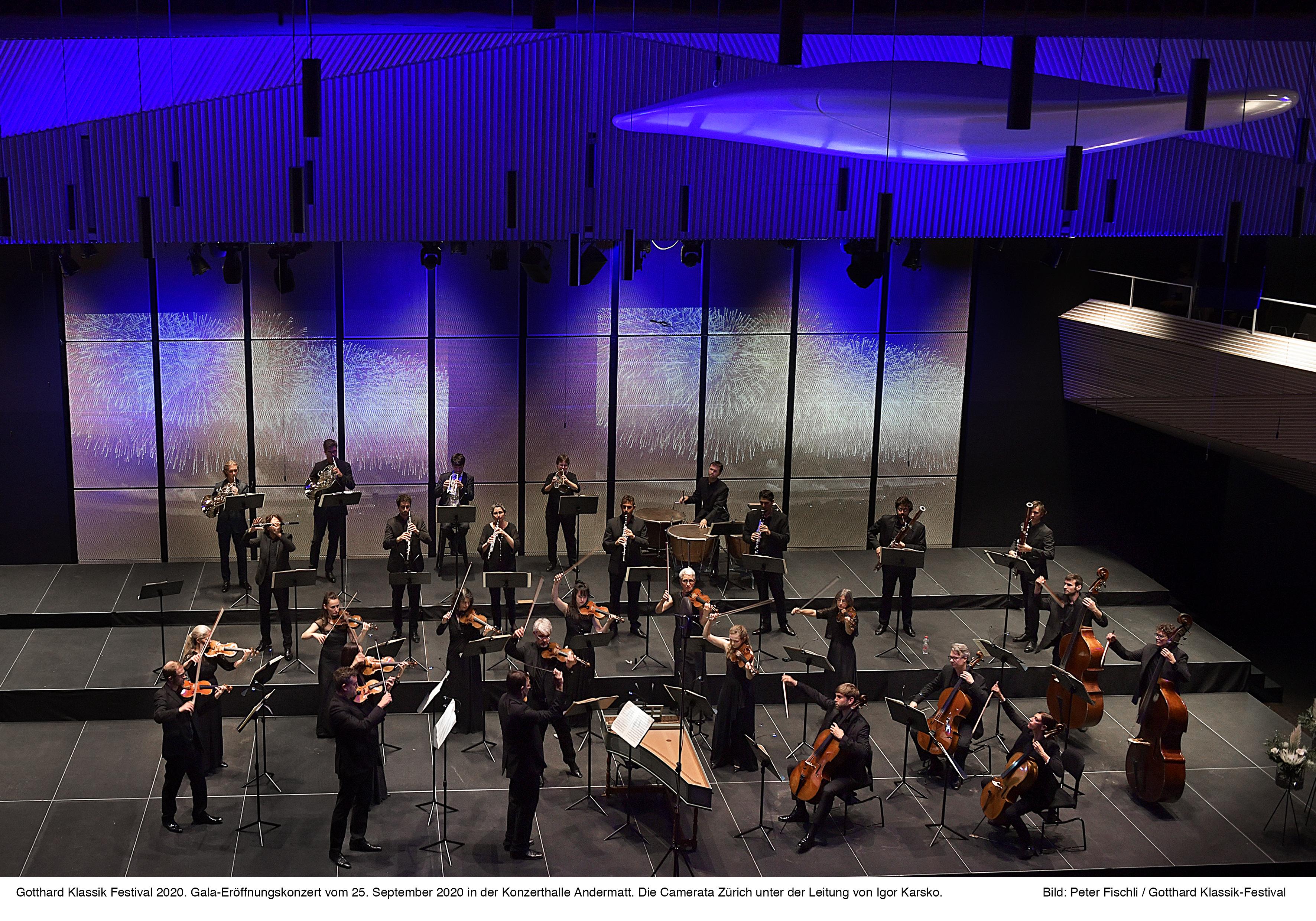 Gotthard Klassik-Festival 2021