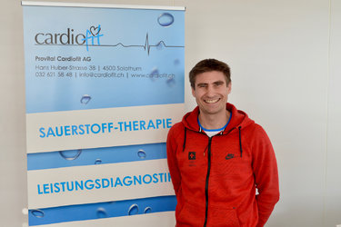 Christian Wirz, Trainer Leistungssport Swiss Olympic