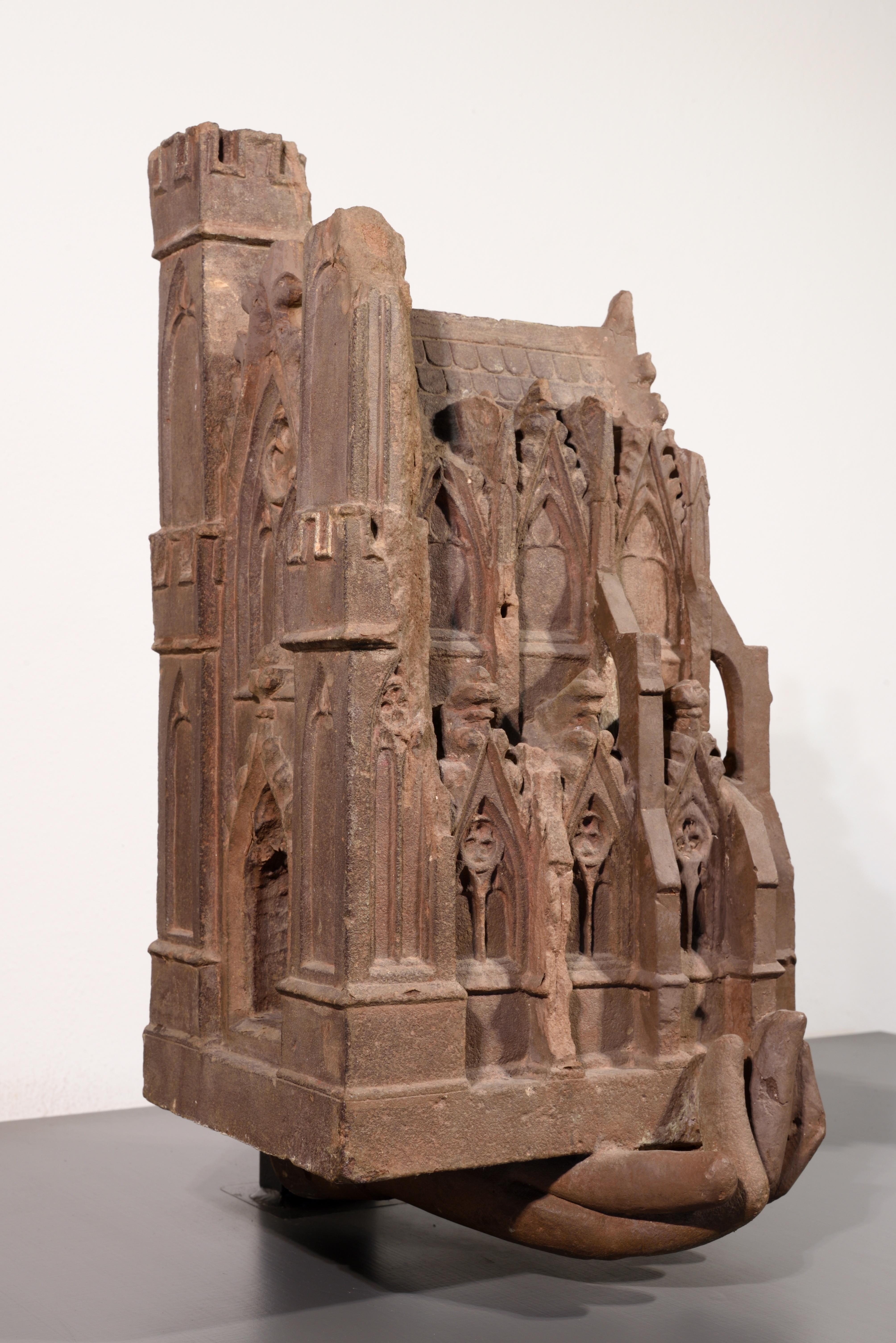 Das Basler Münster - Ein Jahrtausendbau. Von Bischöfen und Werkmeistern, Stiftern und Steinmetzen