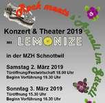 Konzert und Theater