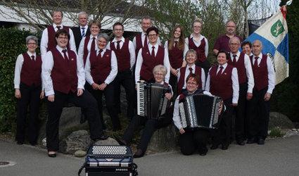 Jahreskonzert des Akkordeon Orchester Grüningen