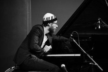 David Helbock im Jazzclub Uster