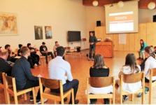 Europaweite Anerkennung für das innovative Engagement in Glarus