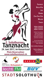 2. Solothurner-Tanznacht 2017