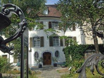 Museum mit archäobotanischem Garten, Foto AATG, U. Leuzinger