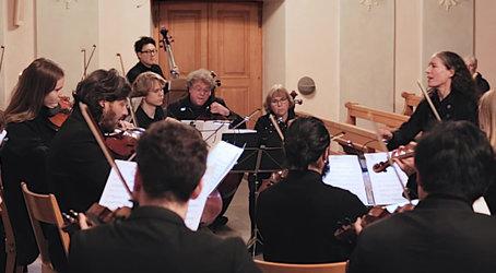 Weltsaiten Sinfonietta «Ostersenerade»