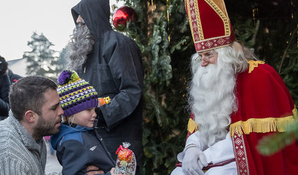 Wiehnachtsmärt Gossau 2017