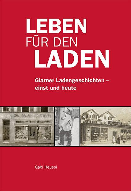 Lesung mit Gabi Heussi: Leben für den Laden - einst und heute
