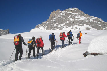 Private Schneeschuh-Wanderung - 1