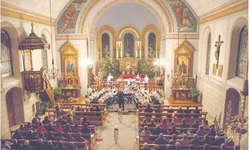 Am Adventskonzert der Brass Band Willerzell konnten die Zuschauer die Alltagshektik vergessen und sich auf die Festtage einstimmen. Bild zvg