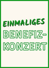 Benefizkonzert mit der Nostalgie Swingers Big Band