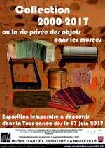 Collection 2000-2017. Ou la vie privée des objets dans les musées