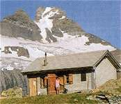 Schutzhütte Panixerpass