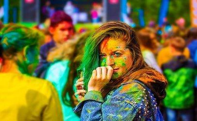 Holi Festival of Colors  - 1