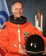 Claude Nicollier einziger Schweizer Astronaut