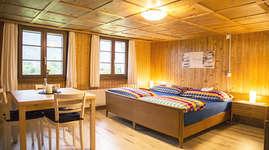 Bauernhof Waser: Gästezimmer 3 (DZ)