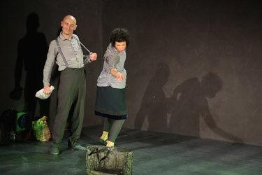 Das hässliche Entlein H. Chr. Andersen Theater Frosio