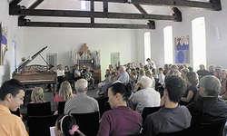 Viel Publikum: Das Konzert aus der Reihe «Beflügelter Montag» wurde sehr gut besucht.