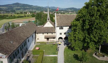 Spezialführung - Das Ritterhaus als Denkmal