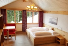 Neue komfortabele Zimmer