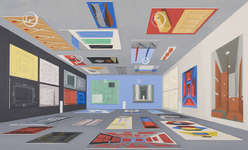 "Exposition : ""Horizons"" de Thomas Huber"