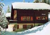 Skihaus Kärpf Winter