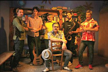 Gasparazzo Italian Folk n Roll