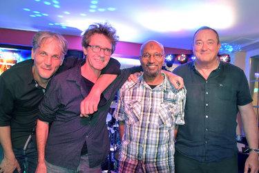 Pat & The Blueschargers