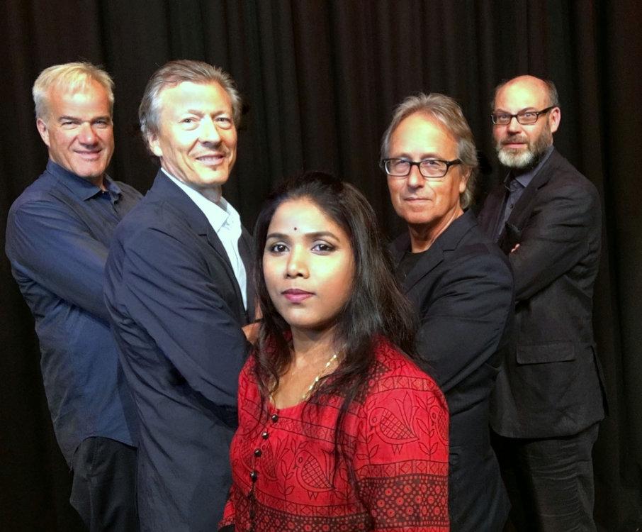 Nandighosha - Indian Spiced Jazz
