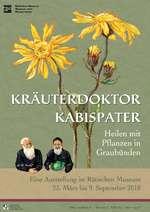 Kräuterdoktor - Kabispater. Heilen mit Pflanzen in Graubünden.