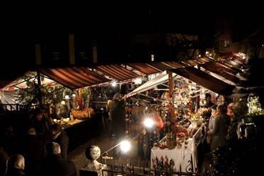 Weihnachtsmarkt Schloss Wildenstein